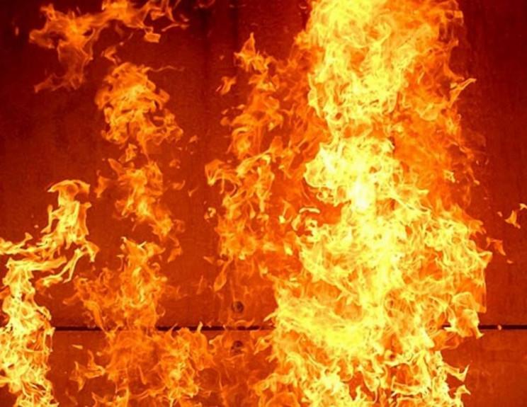 У Меджибожі серед ночі сталася пожежа…