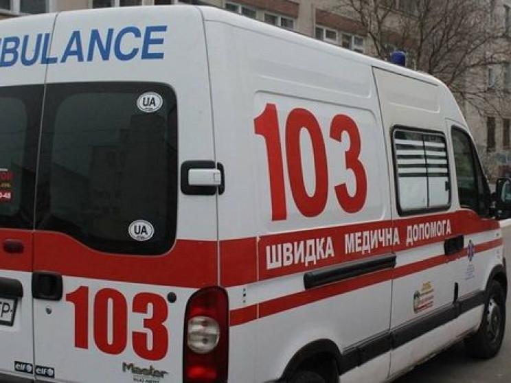 У Тернополі з маршрутки на ходу випав па…
