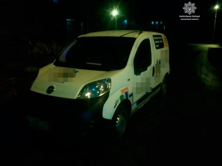 У Запоріжжі п'яний водій Fiat влаштував…