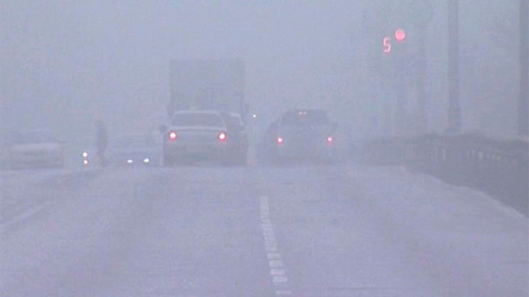 Сьогодні на дорогах Кубані буде небезпеч…