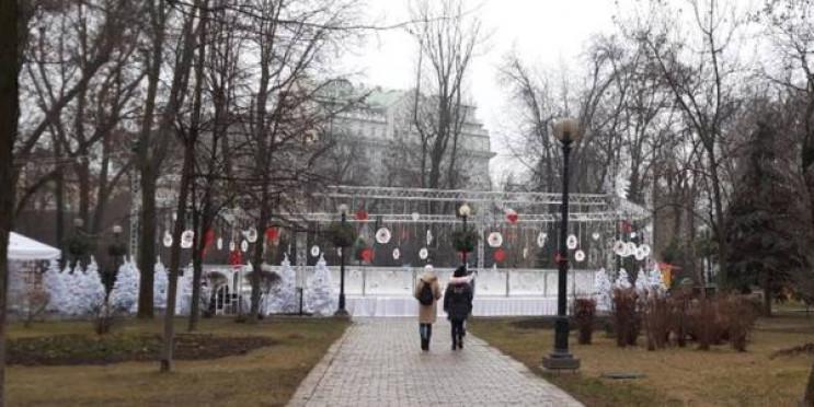 У столичному парку Шевченка запрацювала…