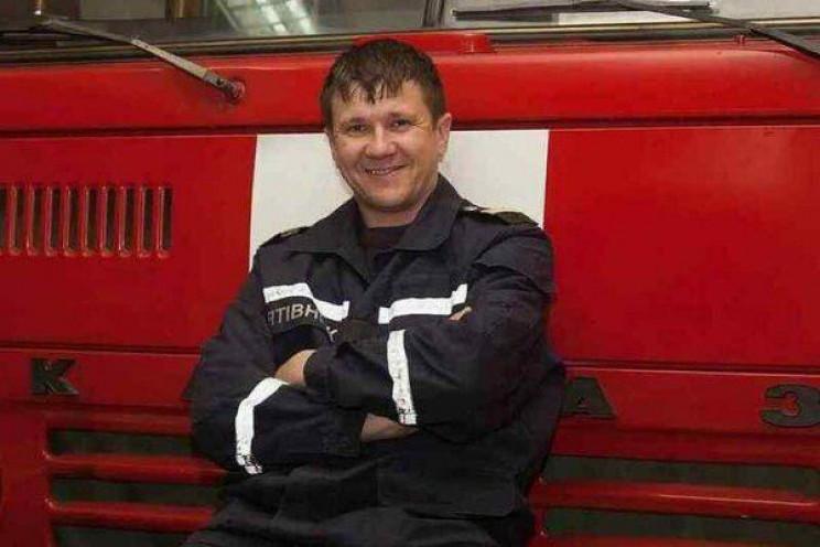Сина загиблого одеського рятувальника пе…