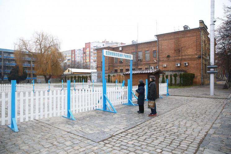 У Кременчуці на Полтавщині ялинкові база…