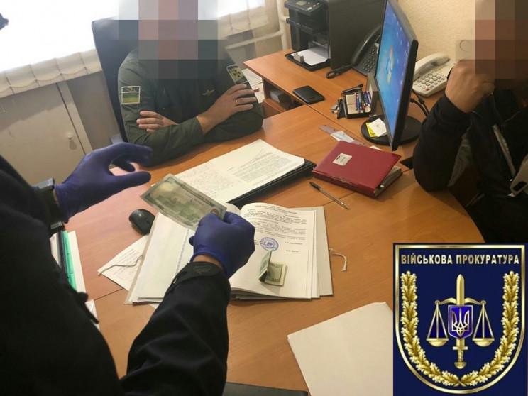 """Одеський прикордонник-сержант хотів """"куп…"""