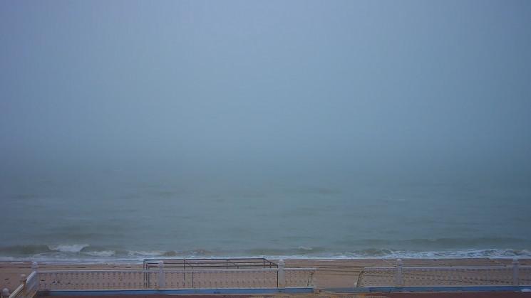 Азовське море на запорізькому курорті ог…
