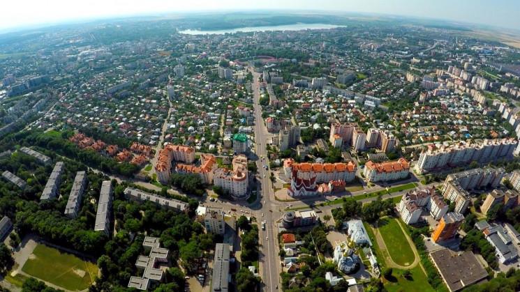 Файне місто стало молодіжною столицею Ук…