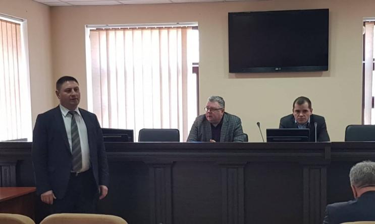 У Запоріжжі представили нового прокурора…