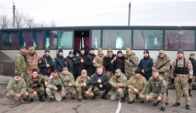 Загін поліцейських Тернопільщини поверну…