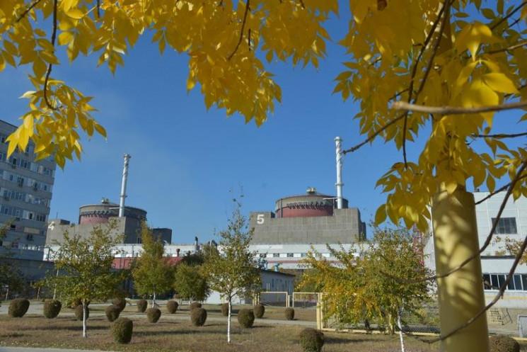 П'ятий енергоблок Запорізької АЕС завант…