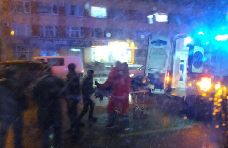 У Львові ввечері автомобіль збив пішоход…