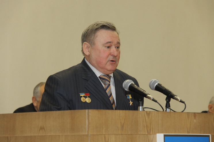 У Дніпрі помер куратор космічної програм…