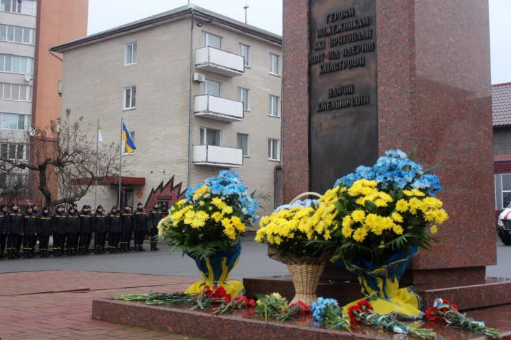 У Хмельницькому вшанували подвиг пожежни…