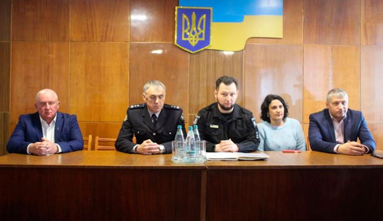 В.о. керівника поліції Городоччини отрим…