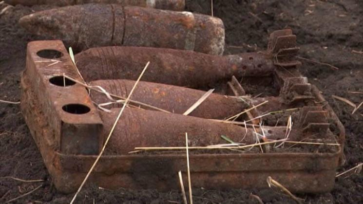 На Кубані знайшли 22 снаряди часів Друго…