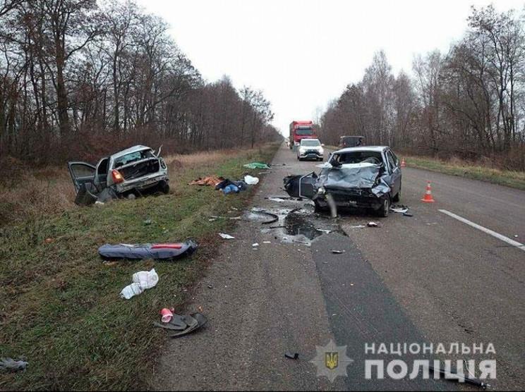 У страшному ДТП на Чернігівщині загинуло…