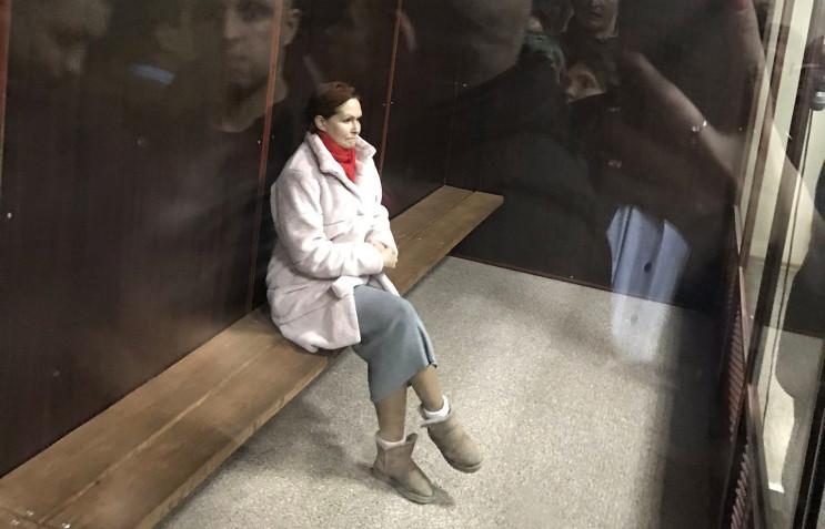 Підозрювану у вбистві Шеремета Кузьменко…