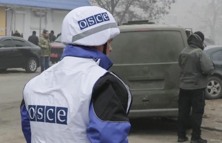 Бойовики щоденно не пускають місію ОБСЄ…