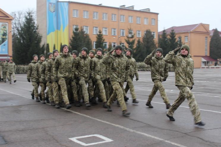 Єдиний прикордонний виш України врочисти…