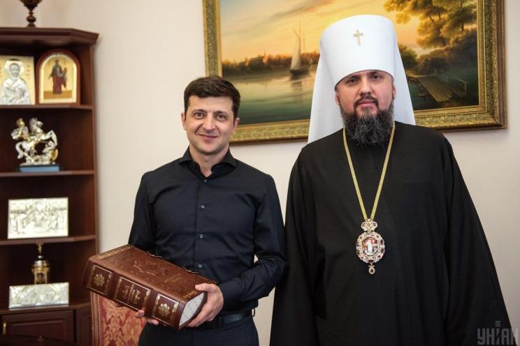 Год томосу: Как церковь украинцев взросл…