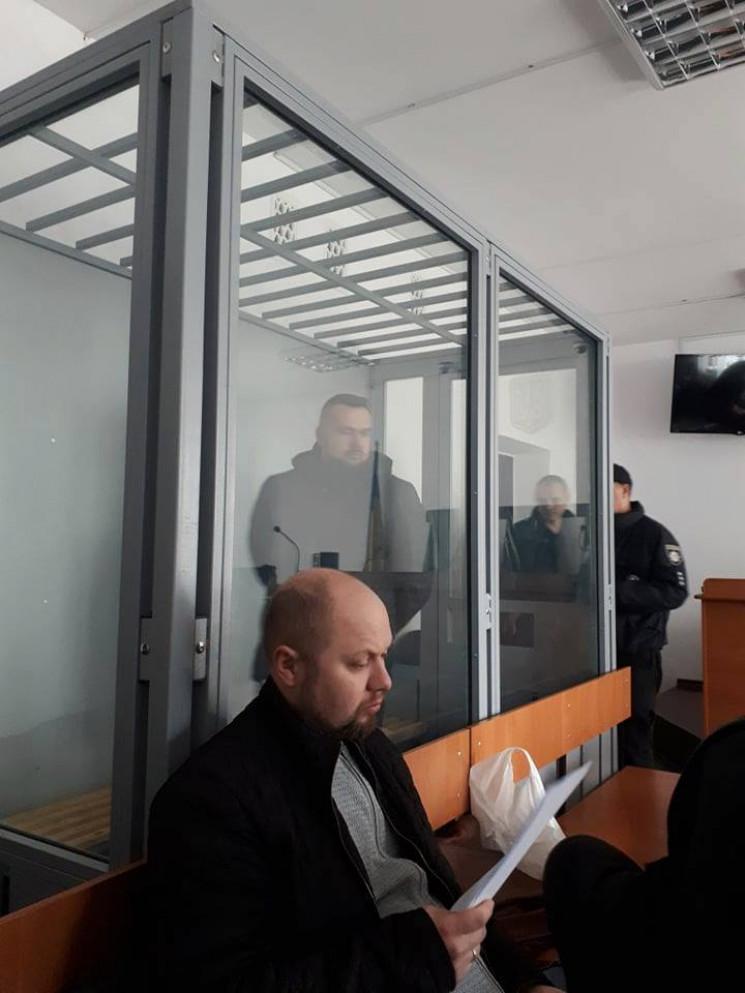 Суд в Кропивницькому посадив підозрювано…
