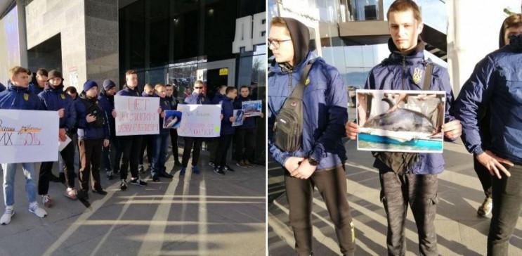 Одесити протестували проти діяльності де…