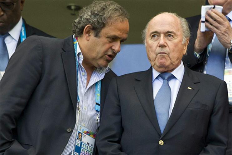 Новий виток скандалу у світовому футболі…