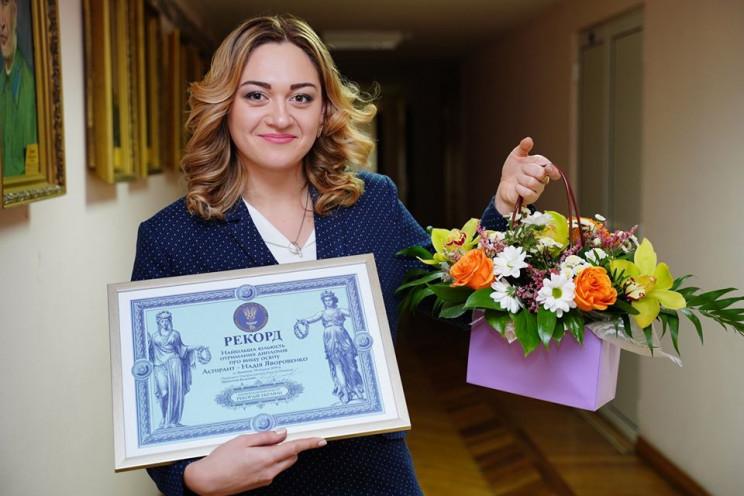 Є рекорд: Вінничанку офіційно визнали на…
