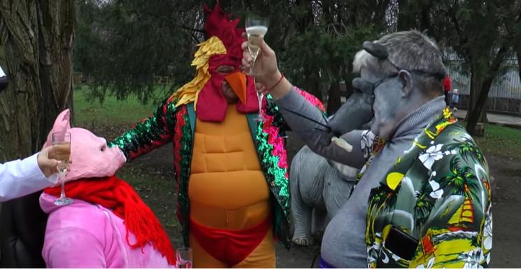 Директор Одеського зоопарку записав прив…