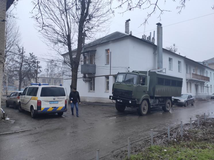 Поліція і гвардія взяли під посилену охо…