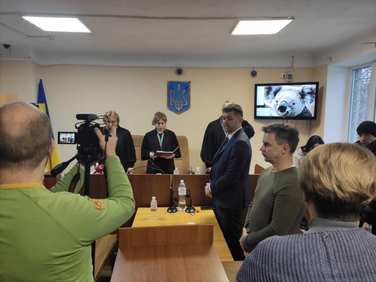В Харькове приговор по делу о теракте чи…