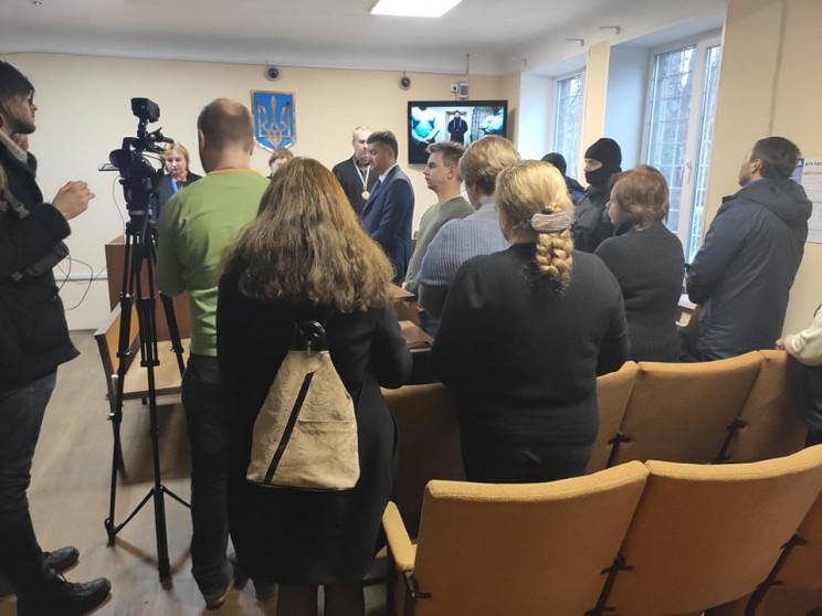 Звільнення терористів у Харкові: Родичі…