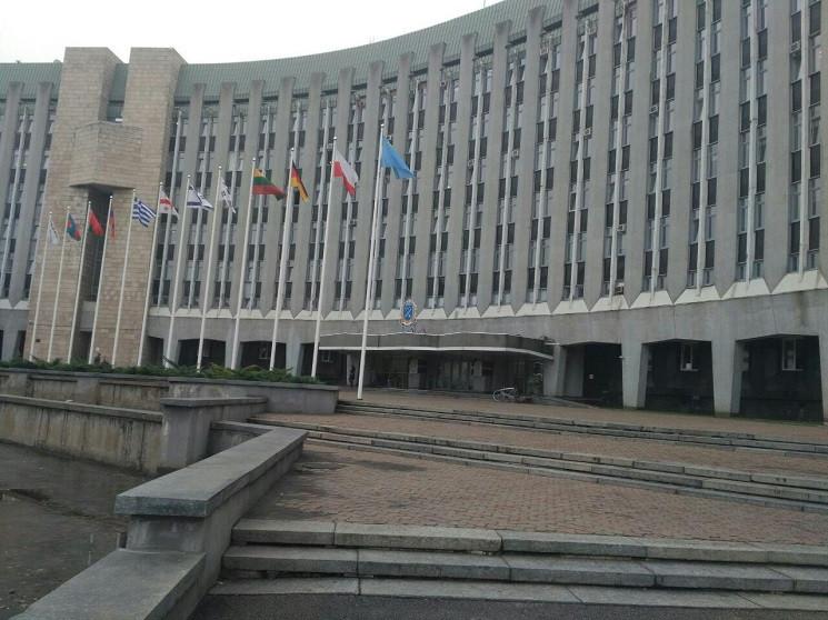 Осада горсовета и битва за Ленина: ТОП с…