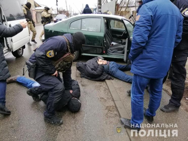 Копи затримали злочинну групу, що напала…