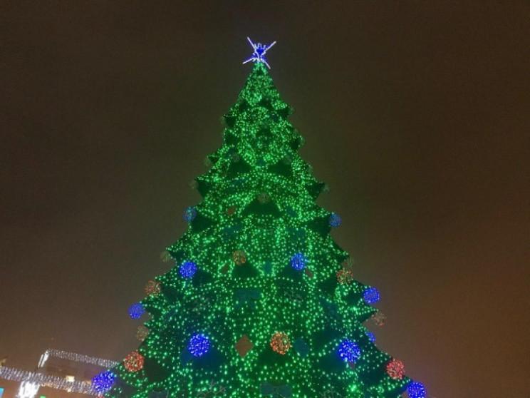 Центр Днепра перекроют для празднования…