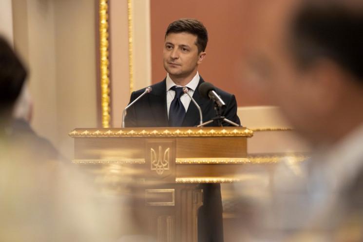 Зеленський оголосив про підписання контр…