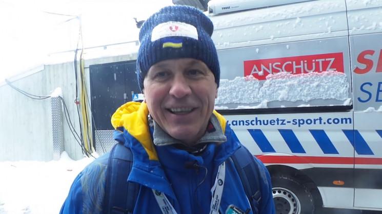 Тренер збірної України з біатлону анонсу…
