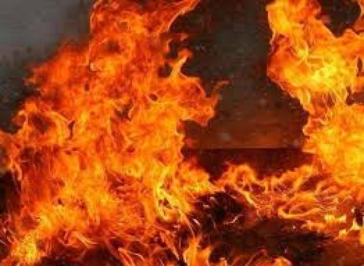 Пожежа на Хмельниччині забрала життя…