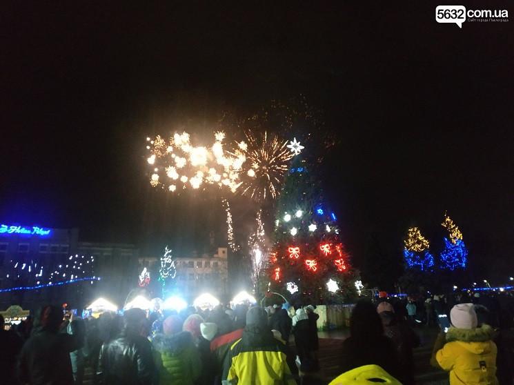 В столице Западного Донбасса Новый год в…