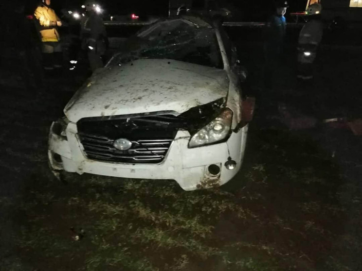 На Кубані в ДТП загинув водій і постражд…