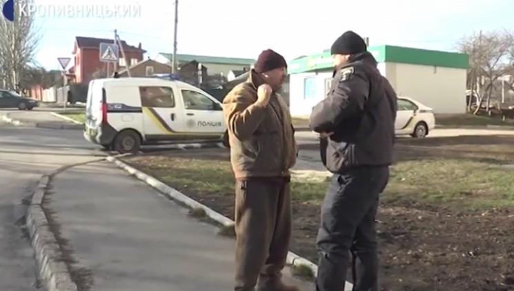 Погибшим от взрыва гранаты в Кропивницко…