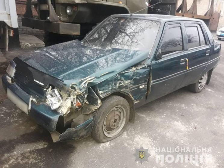 На Харьковщине пьяный водитель устроил Д…