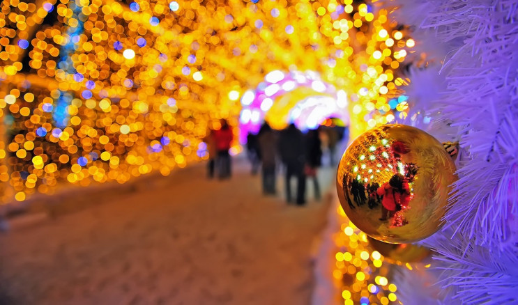 Новорічно-різдвяні святкування: Київ про…