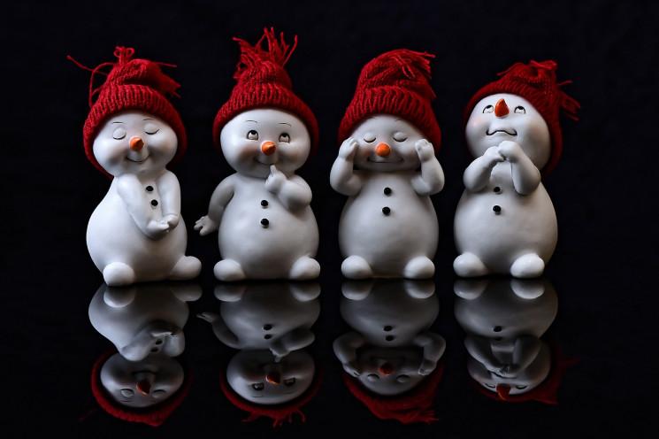 Прем'єри, веселощі та святкування Різдва…
