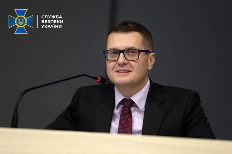 Баканов очертил новые задачи киевского Г…