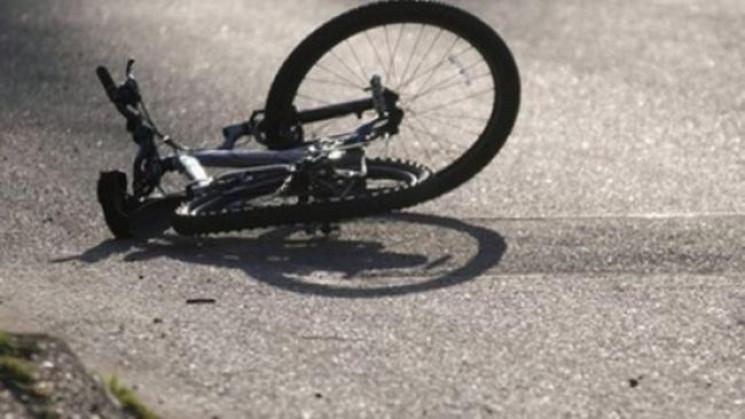 У ДТП на Хмельниччині травмувався велоси…