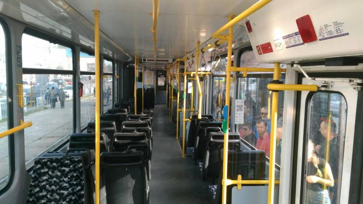 Львівські трамваї змінять схеми руху…