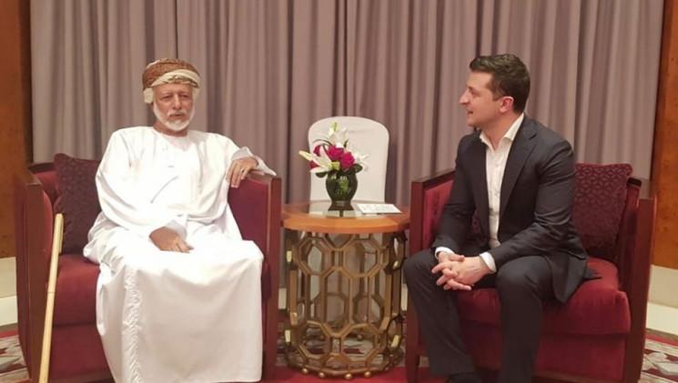 """Зеленський в Омані: Чому ця """"робоча відп…"""