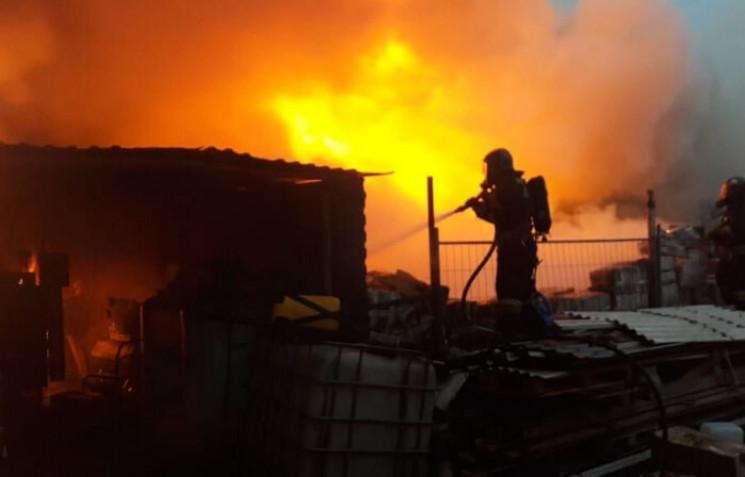 У Сочі сталося загоряння площею 500 кв.…