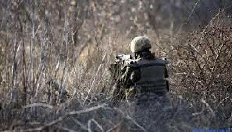 Сьогодні на Донбасі бойовики один раз по…