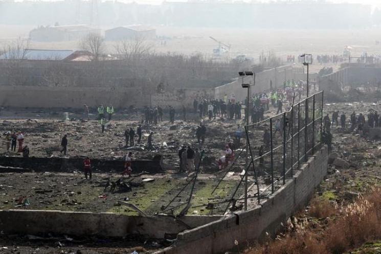 Авіакатастрофа в Ірані: У МАУ розповіли,…